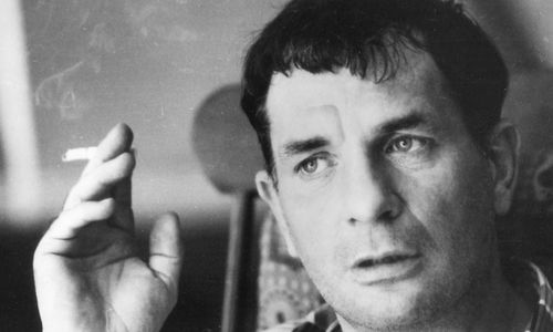 photo of writer Jack Kerouac