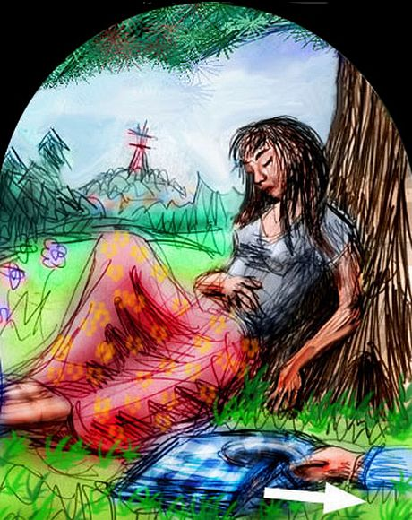 As Starhawk the witch meditates in Golden Gate Park, her purse is stolen.